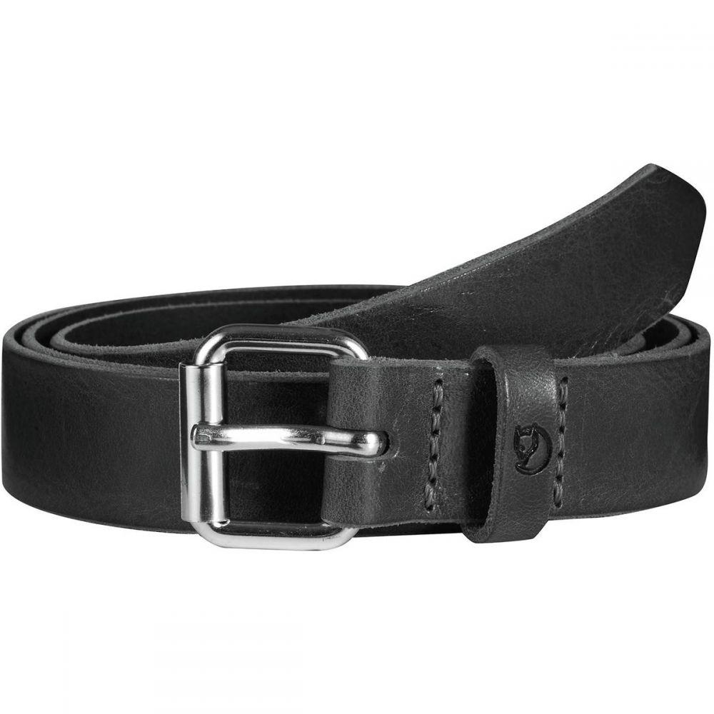 フェールラーベン Fjallraven メンズ ベルト【Singi Belts】Black