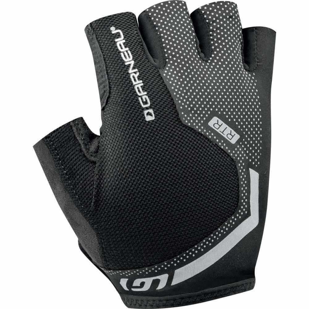 ルイガノ Louis Garneau メンズ 自転車 グローブ【Mondo Sprint Gloves】Black/Gray
