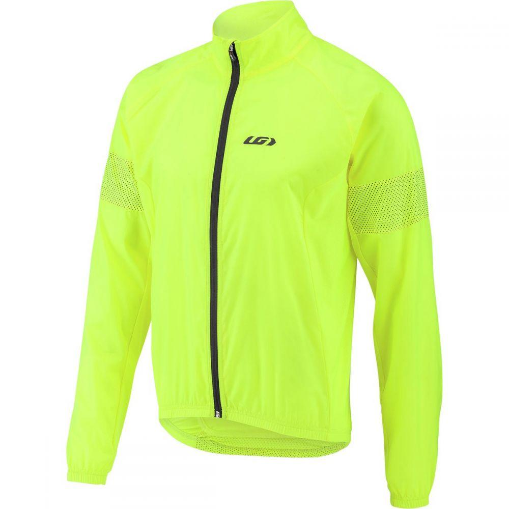 New Louis Garneau Men/'s Carbon Jersey Cycling Bike XL Short Sleeve Yellow