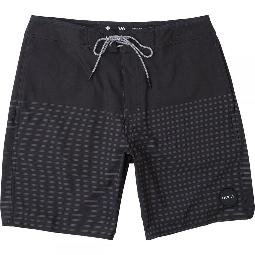 ルーカ RVCA メンズ 水着・ビーチウェア 海パン【Curren Trunk Shorts】Black