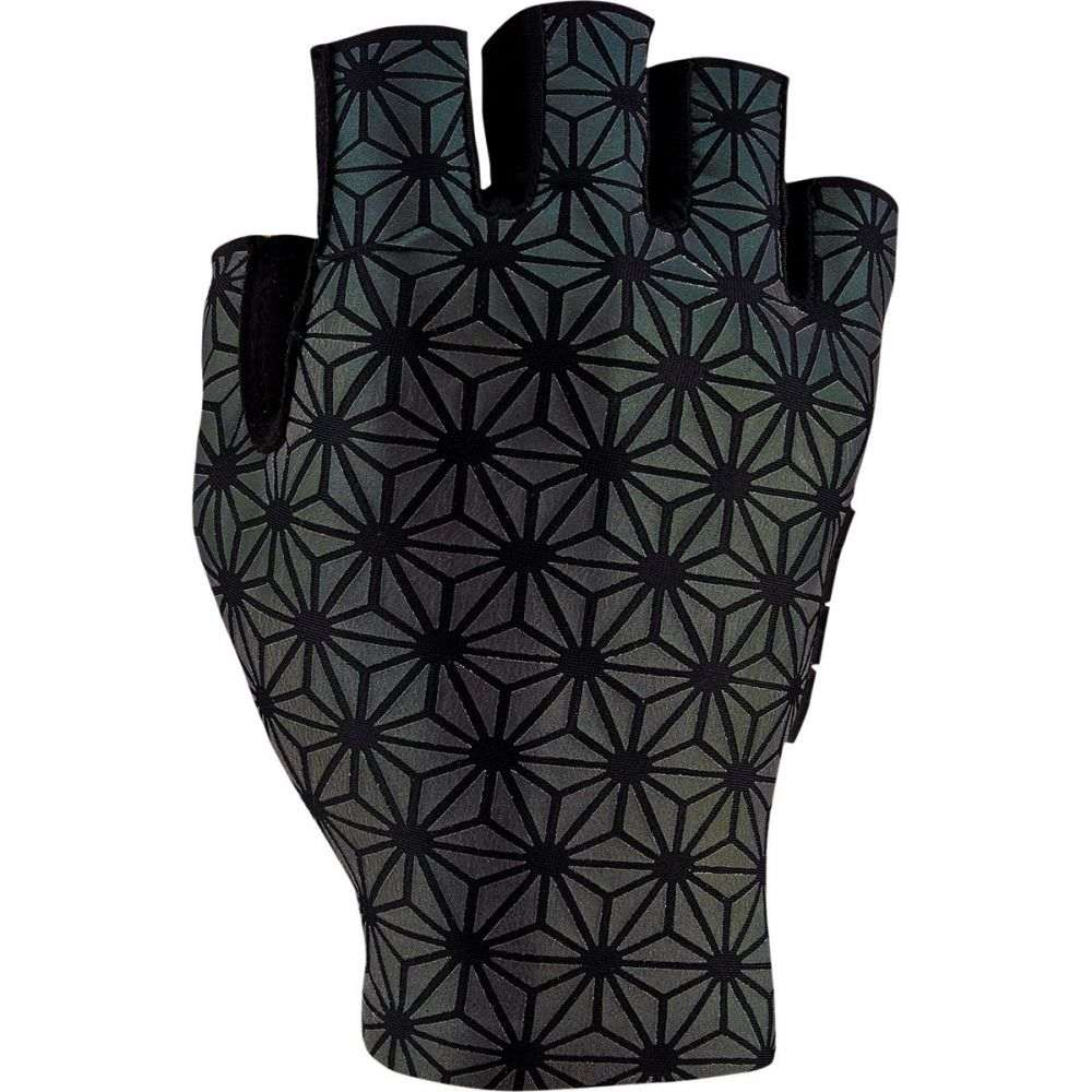 スパカズ Supacaz メンズ 自転車 グローブ【SupaG Short Gloves】Oil Slick