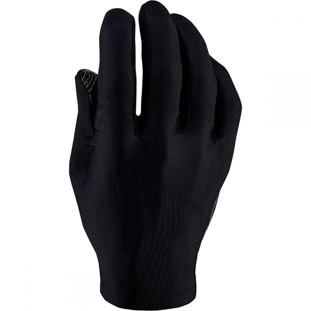 スパカズ Supacaz メンズ 自転車 グローブ【SupaG Long Gloves】Blackout