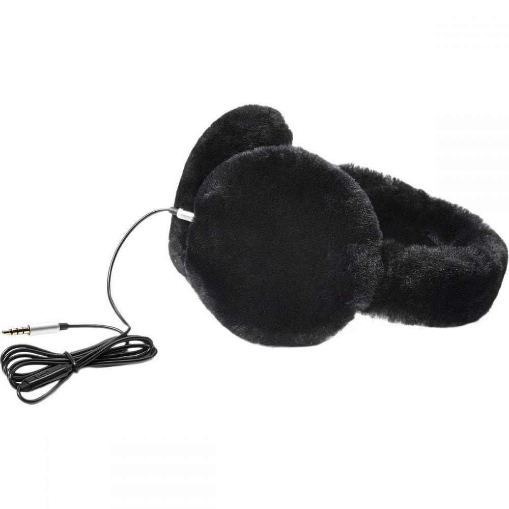 アグ UGG レディース ファッション小物【Sheepskin Headband Earmuff】Black