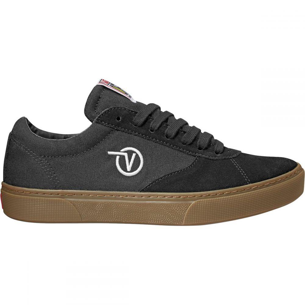 ヴァンズ Vans メンズ シューズ・靴 スニーカー【Paradoxxx Shoes】Black/Gum