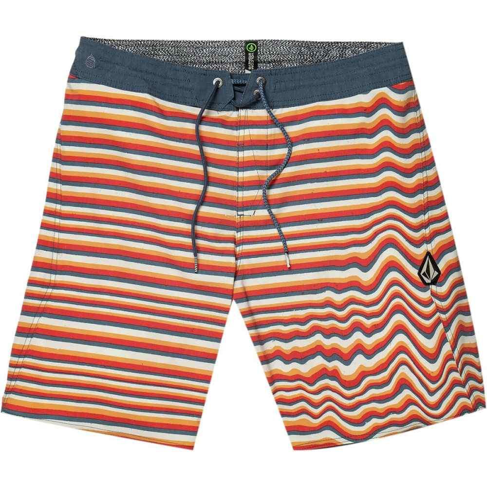 ボルコム Volcom メンズ 水着・ビーチウェア 海パン【Aura Stoney Board Shorts】Yellow Orange