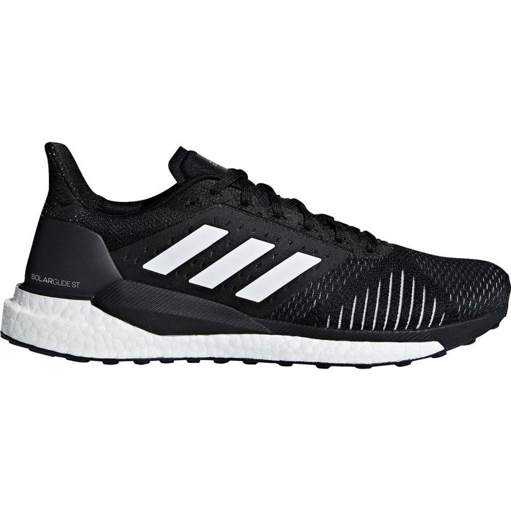 アディダス Adidas メンズ ランニング・ウォーキング シューズ・靴【Solar Glide ST Boost Running Shoes】Core Black/Footwear White/Grey Three F17
