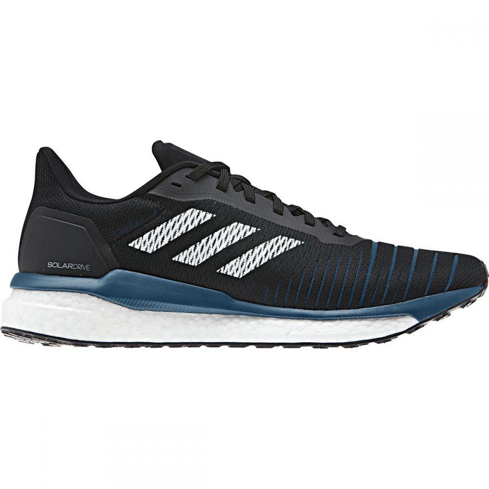 アディダス Adidas メンズ ランニング・ウォーキング シューズ・靴【Solar Drive Running Shoes】Core Black/Footwear White/Legend Marine
