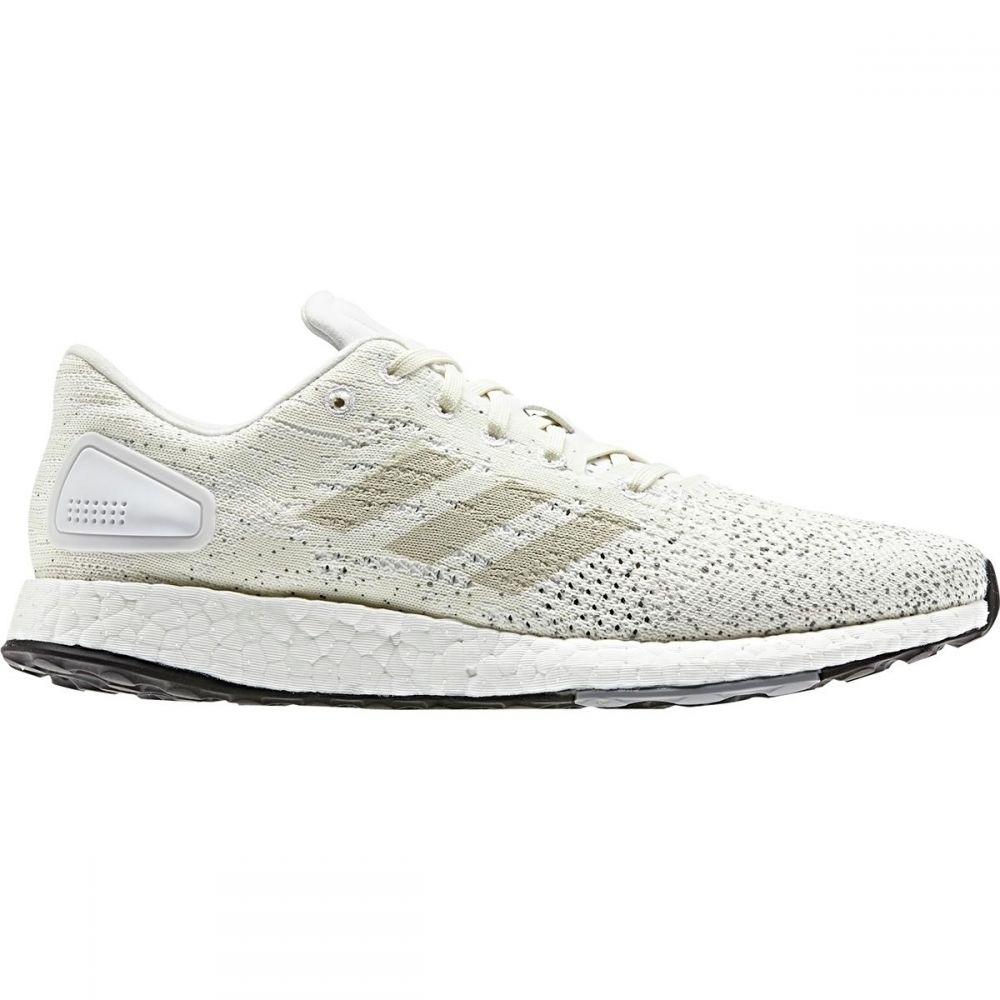 アディダス Adidas レディース ランニング・ウォーキング シューズ・靴【Pureboost DPR Running Shoe】Footwear White/Raw White/Grey Three F17