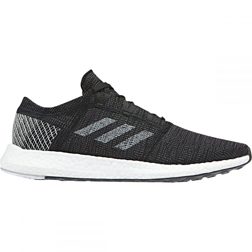 アディダス Adidas メンズ ランニング・ウォーキング シューズ・靴【Pureboost GO Running Shoes】Core Black/Grey One F17/Grey Five