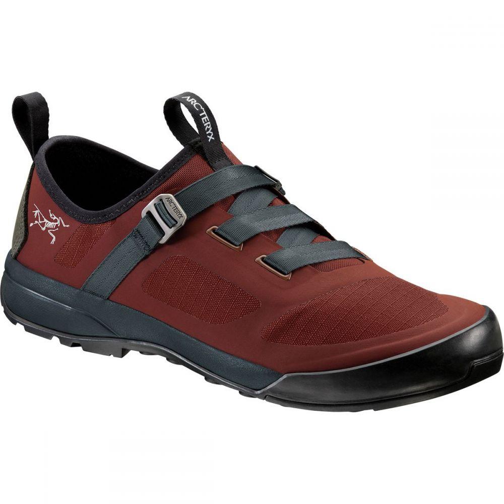 アークテリクス Arc'teryx メンズ ハイキング・登山 シューズ・靴【Arakys Approach Shoes】Redox/Neptune