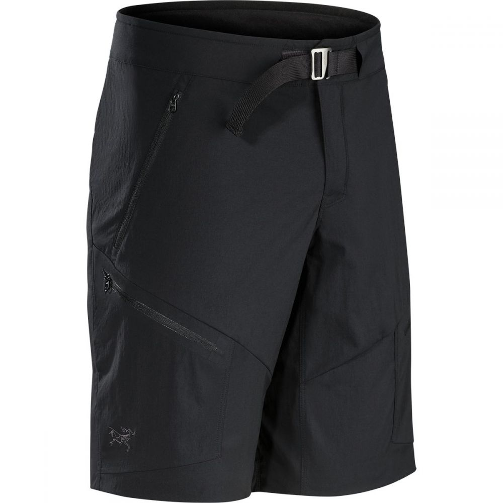アークテリクス Arc'teryx メンズ ハイキング・登山 ボトムス・パンツ【Palisade Shorts】Black