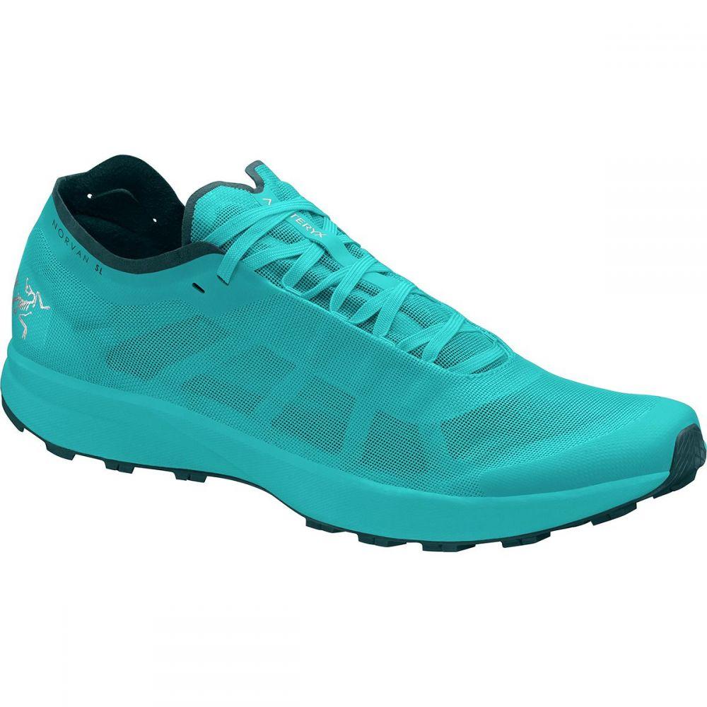 アークテリクス Arc'teryx メンズ ランニング・ウォーキング シューズ・靴【Norvan SL Running Shoes】Dark Firoza/Labyrinth