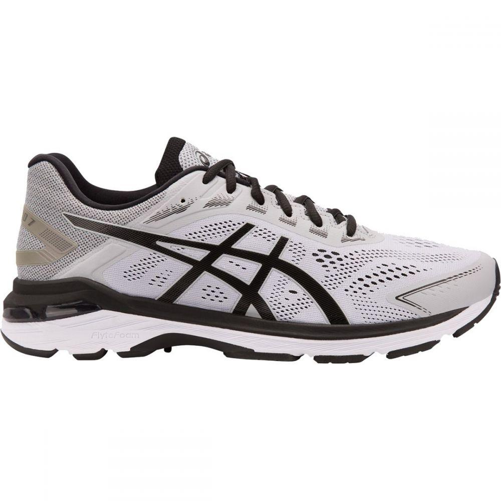 アシックス Asics メンズ ランニング・ウォーキング シューズ・靴【GT - 2000 7 Running Shoes】Mid Grey/Black