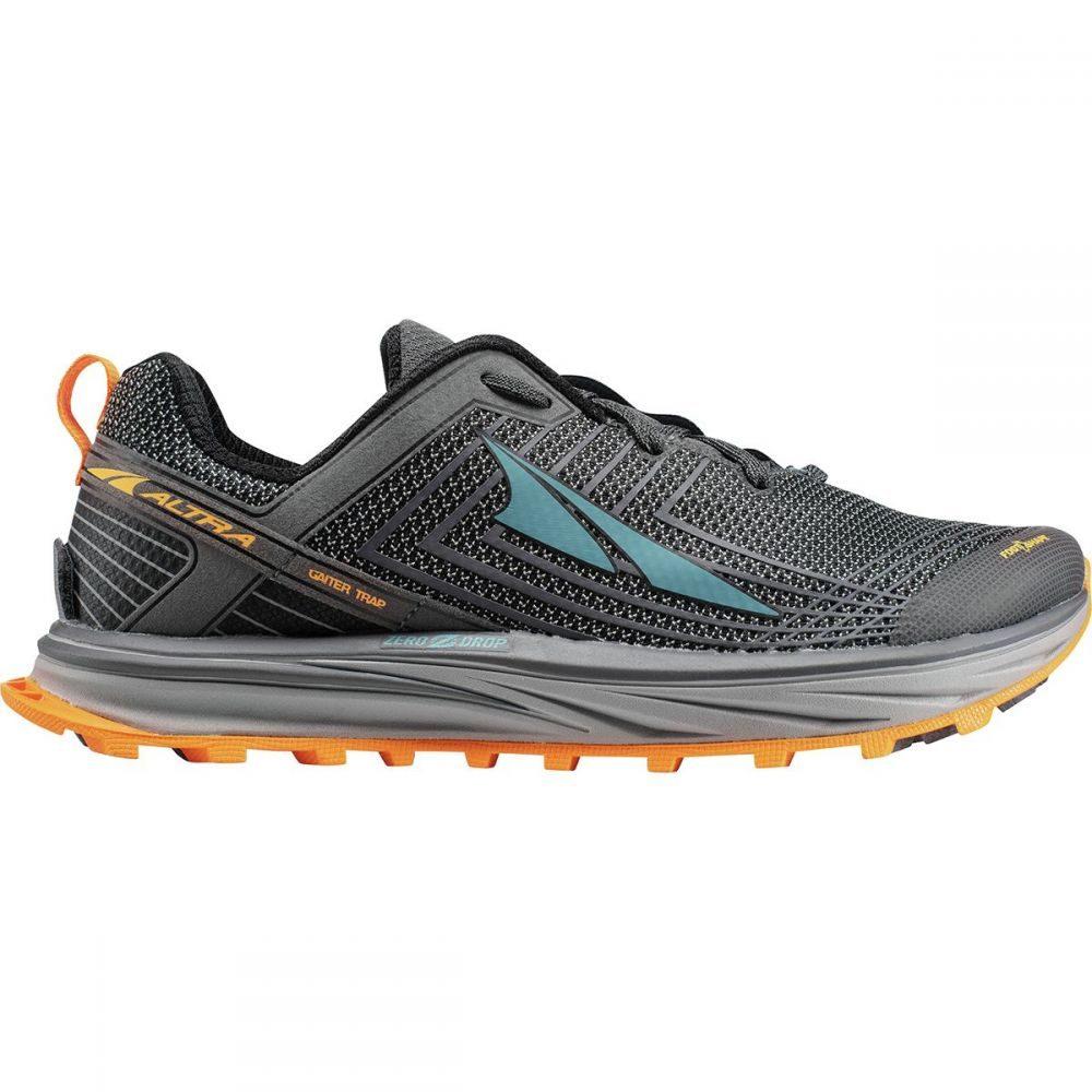 アルトラ Altra メンズ ランニング・ウォーキング シューズ・靴【Timp 1.5 Trail Running Shoes】Gray/Orange