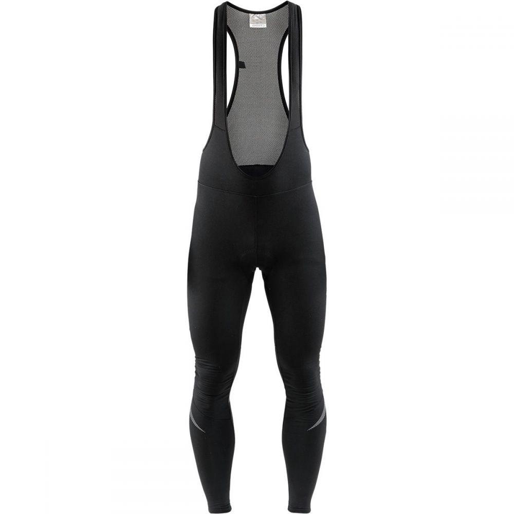 クラフト Craft メンズ 自転車 ボトムス・パンツ【Ideal Thermal Bib Tights】Black