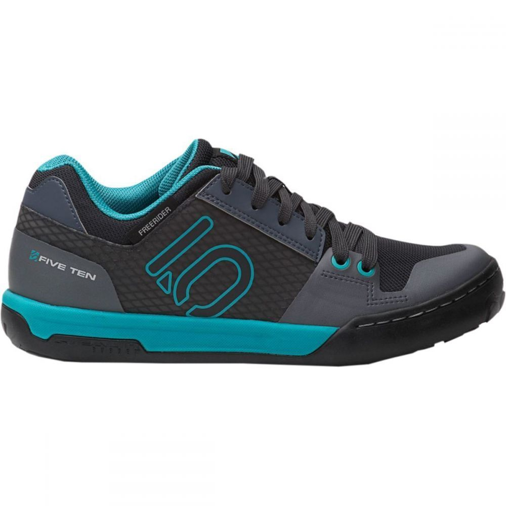 ファイブテン Five Ten レディース 自転車 シューズ・靴【Freerider Contact Shoe】Onix/Carbon/Shock Green