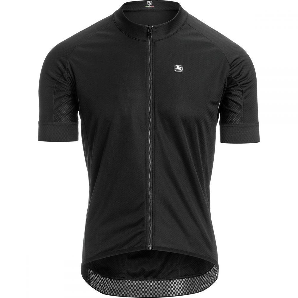 ジョルダーノ Giordana メンズ 自転車 トップス【SilverLine Classic Short - Sleeve Jerseys】Black