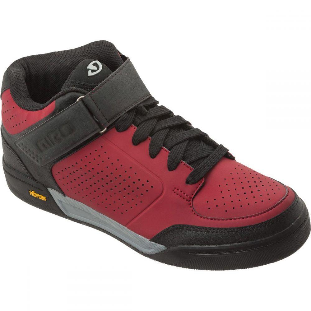ジロ Giro メンズ 自転車 シューズ・靴【Riddance Mid Cycling Shoes】Dark Red/Black