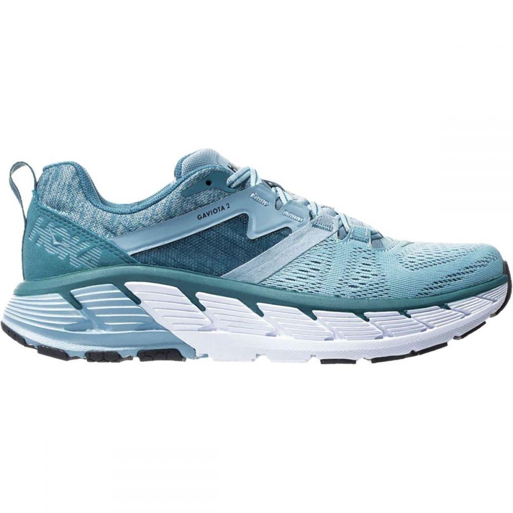 ホカ オネオネ HOKA ONE ONE レディース ランニング・ウォーキング シューズ・靴【Gaviota 2 Running Shoe】Forget Me Not/Storm Blue