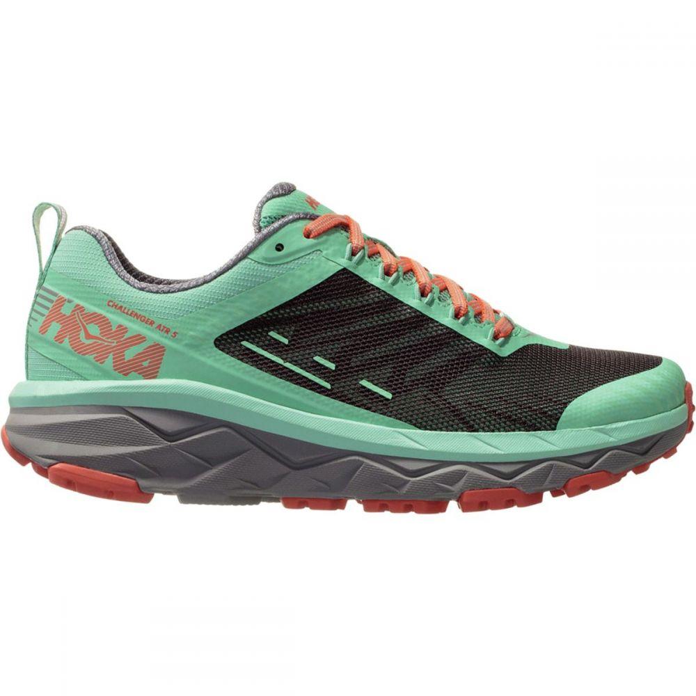 ホカ オネオネ HOKA ONE ONE レディース ランニング・ウォーキング シューズ・靴【Challenger ATR 5 Running Shoe】Pavement/Lichen