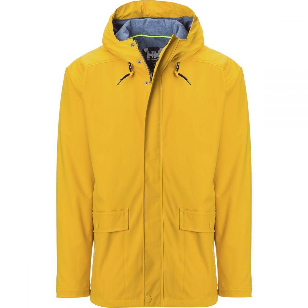 ヘリーハンセン Helly Hansen メンズ アウター レインコート【Lerwick Rain Jackets】Essential Yellow