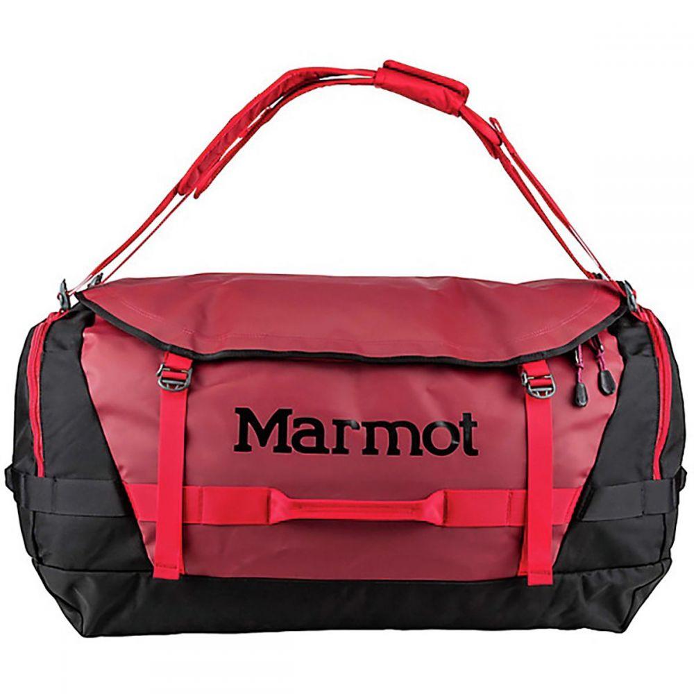 マーモット Marmot レディース バッグ ボストンバッグ・ダッフルバッグ【Long Hauler XLarge 105L Duffel Bag】Brick/Black