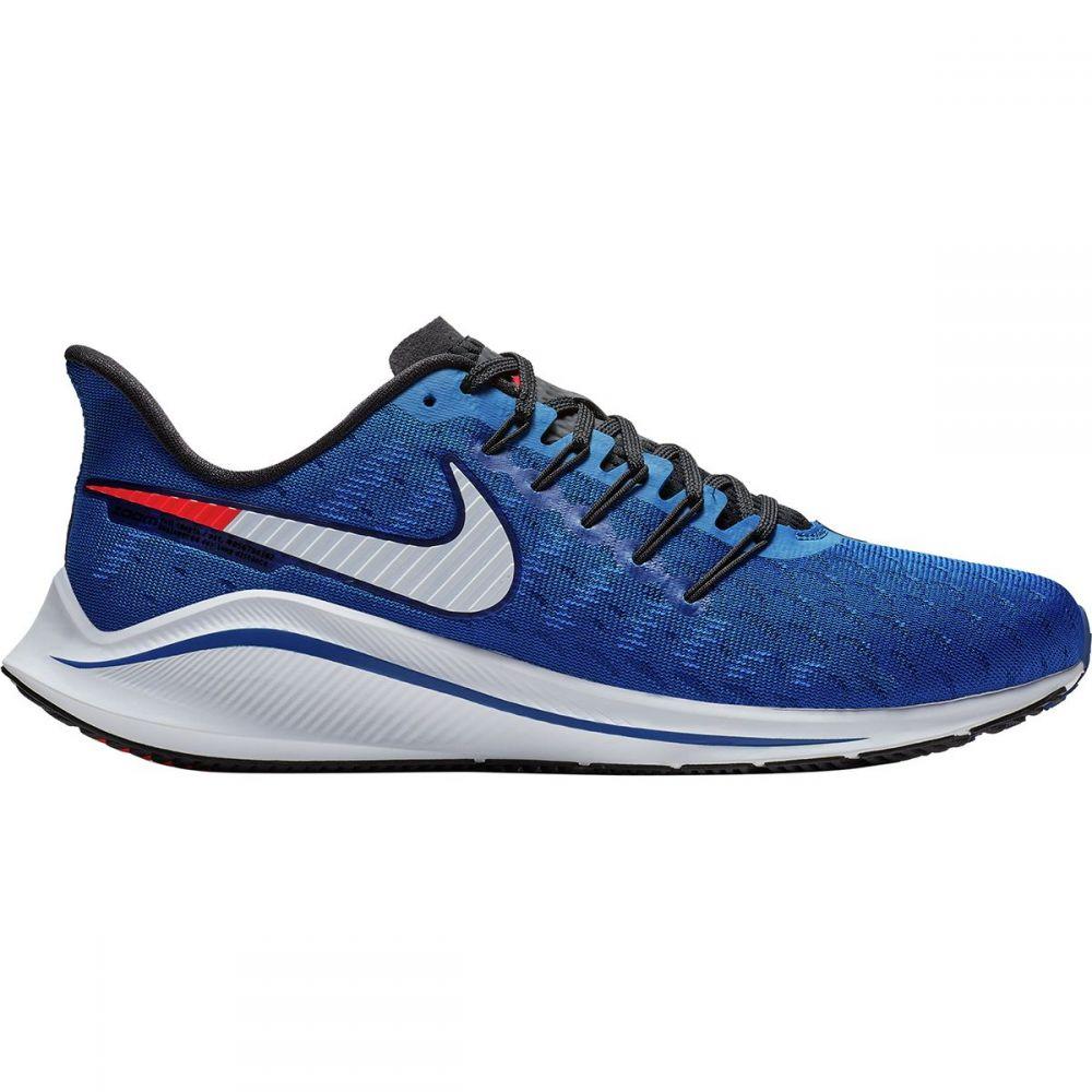 ナイキ Nike メンズ ランニング・ウォーキング シューズ・靴【Air Zoom Vomero 14 Running Shoes】Indigo Force/Photo Blue-red Orbit