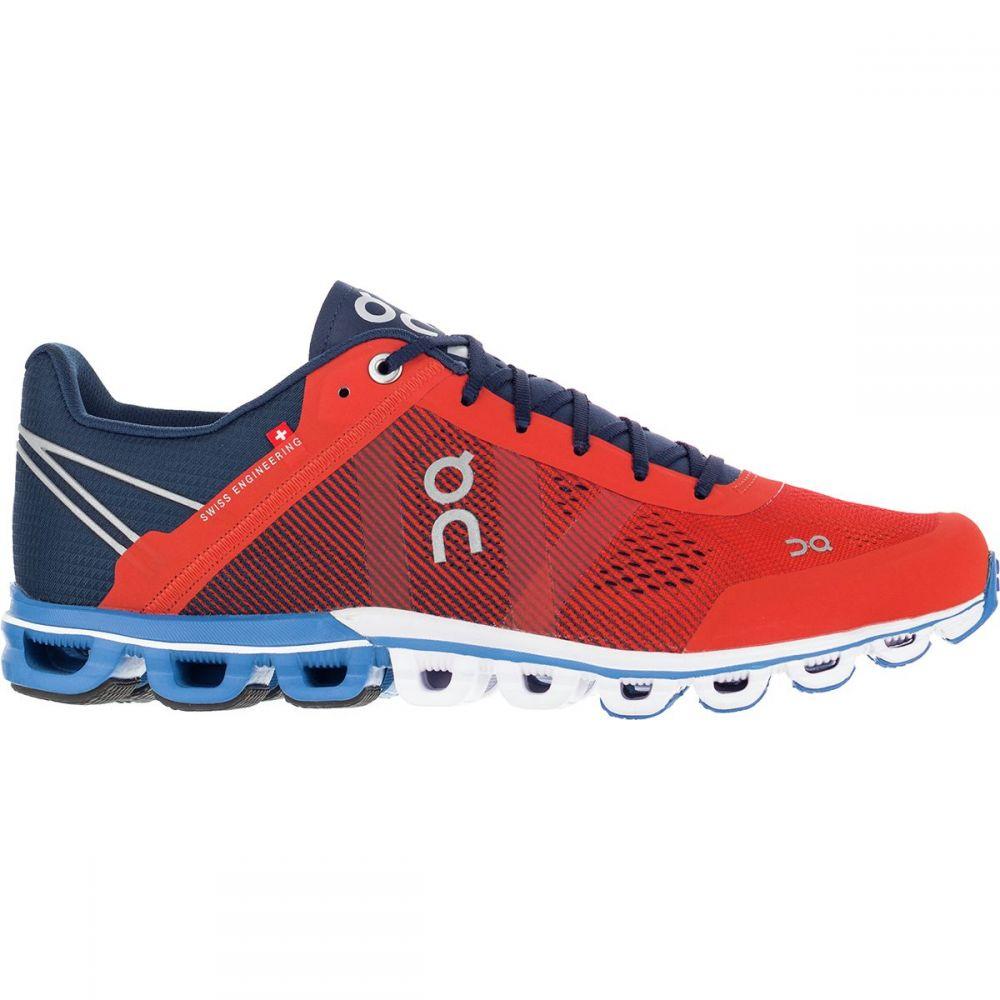 オン On Footwear メンズ ランニング・ウォーキング シューズ・靴【Cloudflow Running Shoes】Rust/Pacific