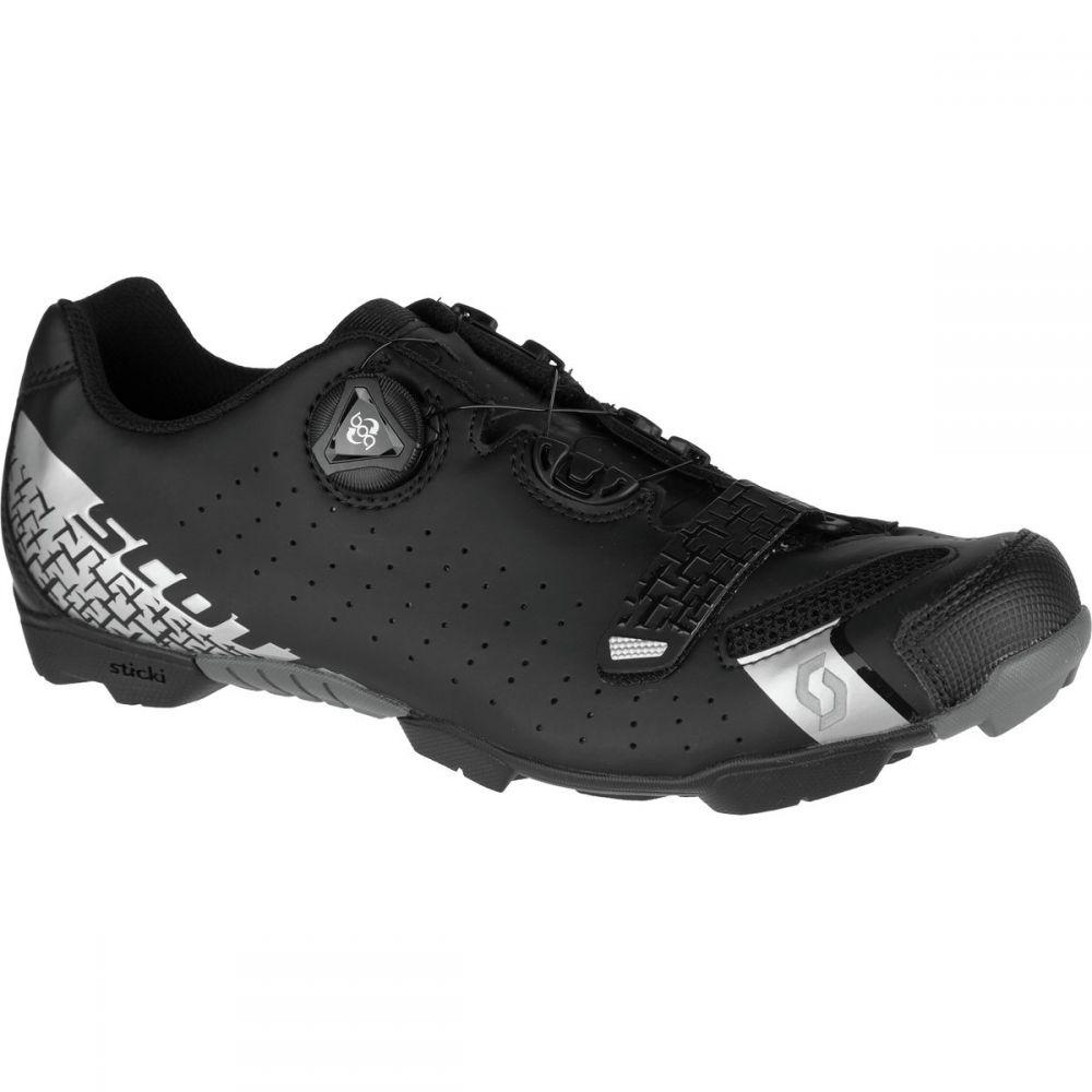 スコット Scott メンズ 自転車 シューズ・靴【MTB Comp BOA Cycling Shoes】Matte Black/Silver