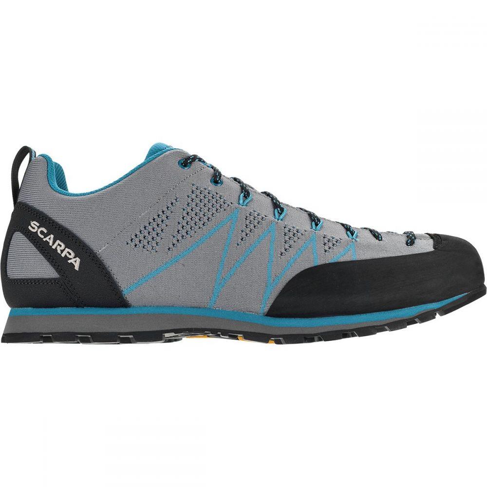 スカルパ Scarpa メンズ ハイキング・登山 シューズ・靴【Crux Air Approach Shoes】Smoke/Lake Blue