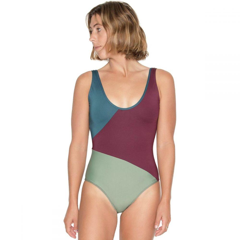 シーアスイムウェア Seea Swimwear レディース 水着・ビーチウェア ワンピース【Rio One - Piece Swimsuit】Fig