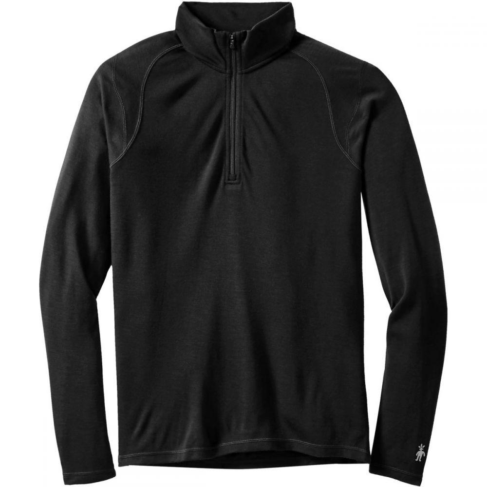 スマートウール Smartwool メンズ トップス【Merino 250 Baselayer 1/4 - Zips】Black