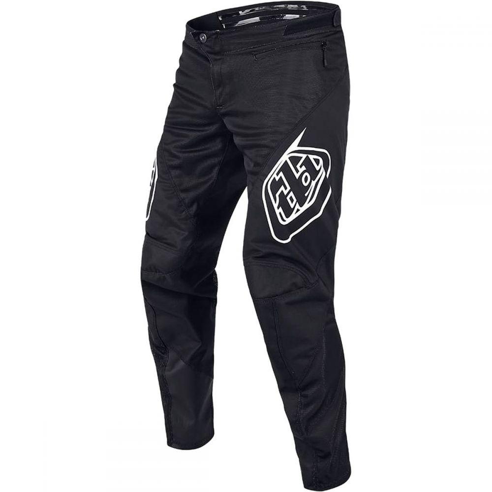 トロイリーデザイン Troy Lee Designs メンズ 自転車 ボトムス・パンツ【Sprint Pants】Solid Black