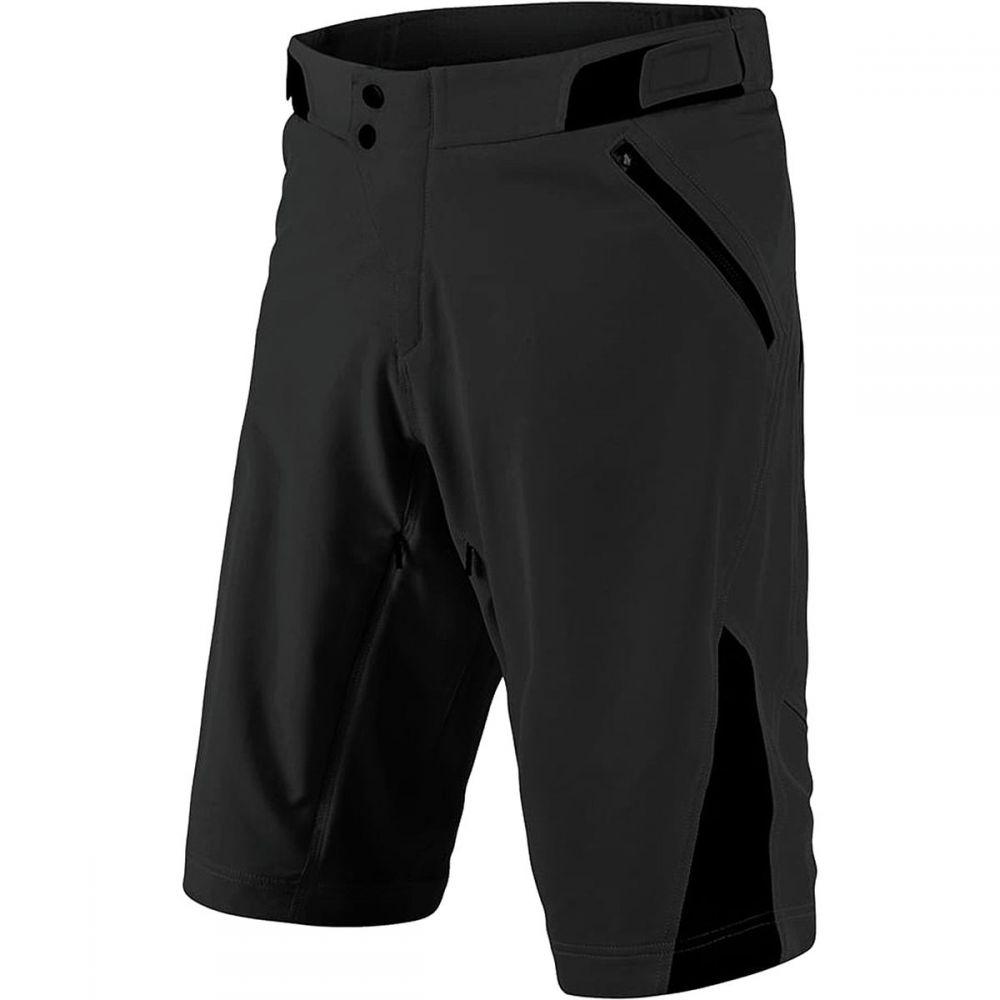 トロイリーデザイン Troy Lee Designs メンズ 自転車 ボトムス・パンツ【Ruckus Short Shells】Solid Black