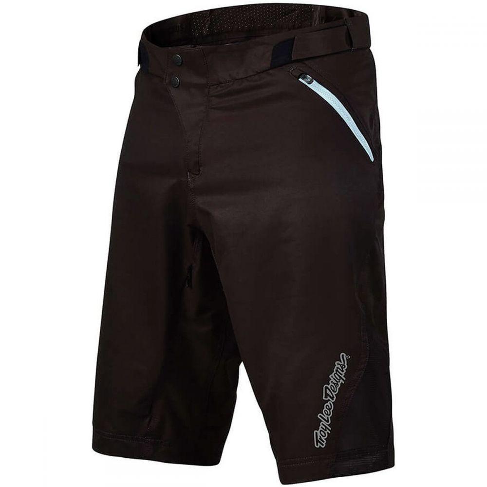 トロイリーデザイン Troy Lee Designs メンズ 自転車 ボトムス・パンツ【Ruckus Shorts】Solid Brown