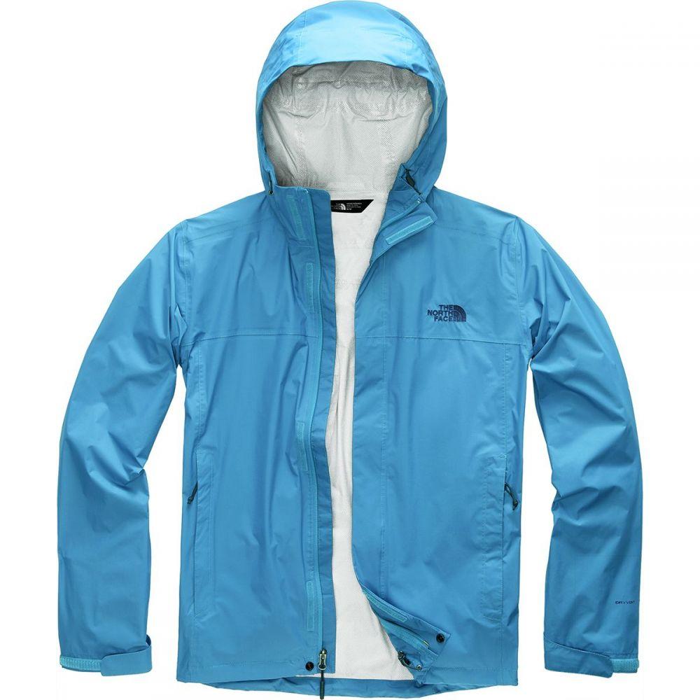 ザ ノースフェイス The North Face メンズ アウター レインコート【Venture 2 Hooded Jackets】Heron Blue