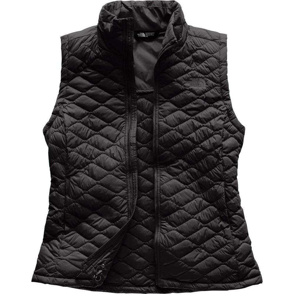 ザ ノースフェイス The North Face レディース トップス ベスト・ジレ【ThermoBall Insulated Vest】Tnf Black Matte