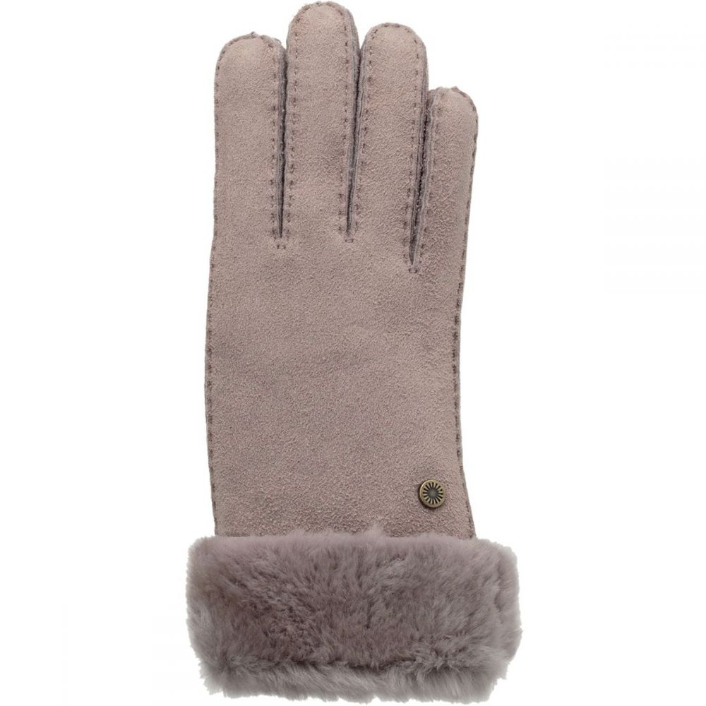 アグ UGG レディース 手袋・グローブ【Classic Turn Cuff Glove】Stormy Grey