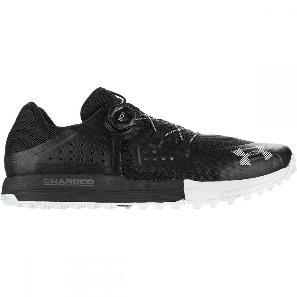 アンダーアーマー Under Armour メンズ ハイキング・登山 シューズ・靴【Syncline Hiking Shoes】Black/Pitch Gray/Summit White