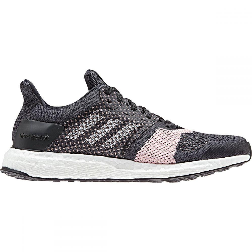 アディダス Adidas レディース ランニング・ウォーキング シューズ・靴【Ultraboost ST Running Shoe】Carbon/Footwear White/Grey Six