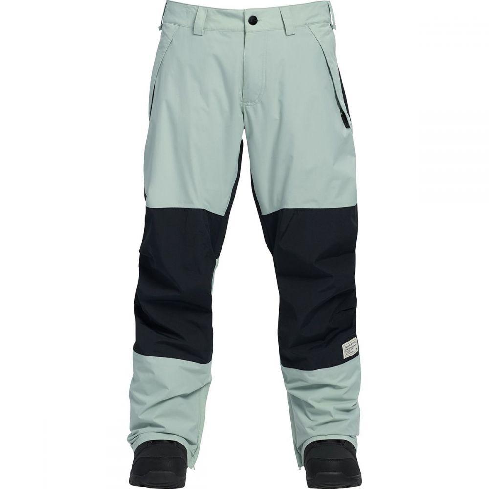 アナログ Analog メンズ スキー・スノーボード ボトムス・パンツ【AG Cinderblade Pants】Aqua Gray/True Black