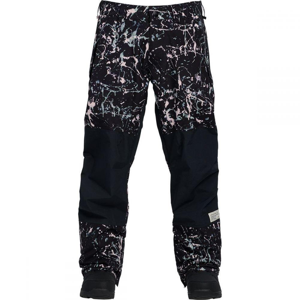 アナログ Analog メンズ スキー・スノーボード ボトムス・パンツ【AG Cinderblade Pants】Splatter Camo/True Black