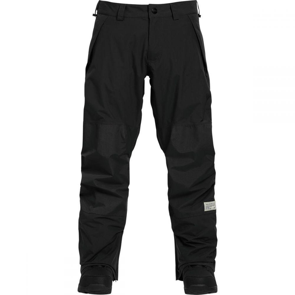 アナログ Analog メンズ スキー・スノーボード ボトムス・パンツ【AG Cinderblade Pants】True Black