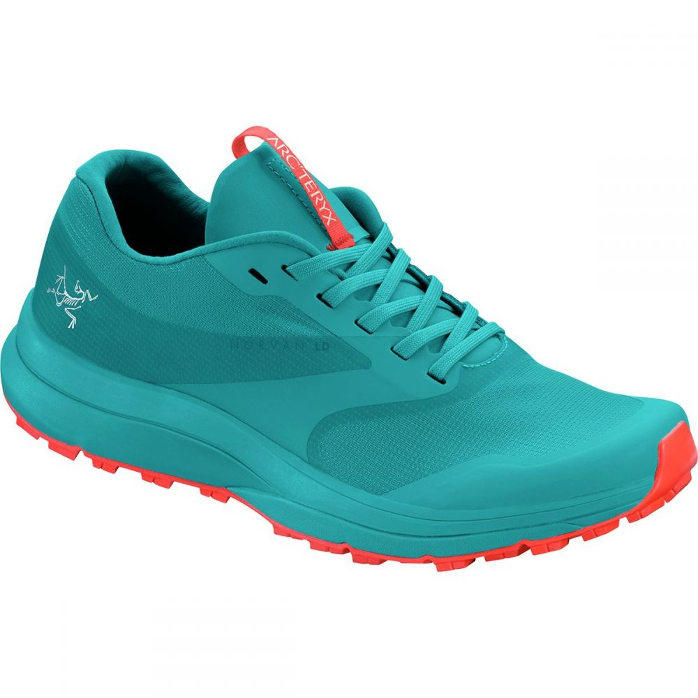 アークテリクス Arc'teryx レディース ランニング・ウォーキング シューズ・靴【Norvan LD GTX Trail Running Shoe】Dark Firoza/Aurora