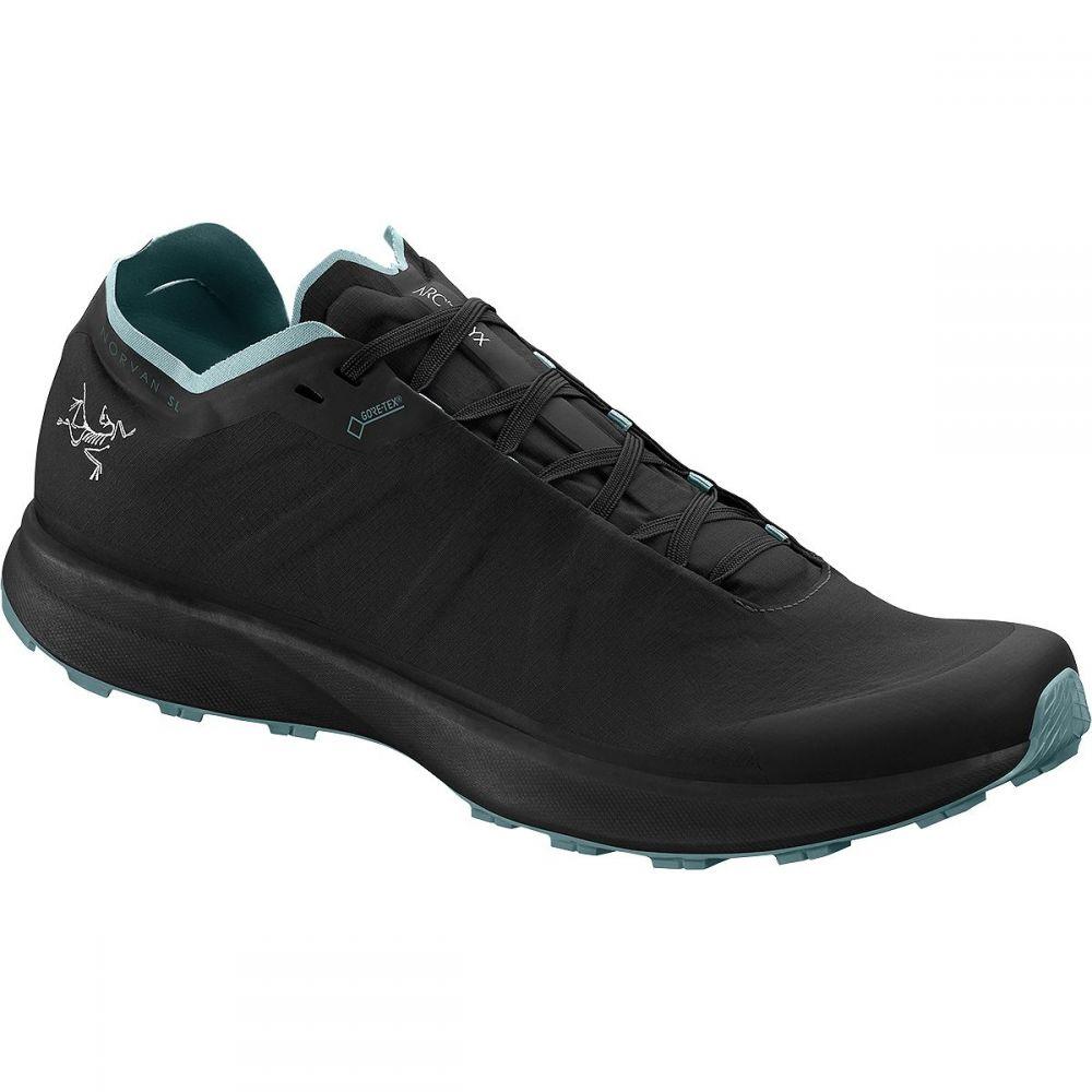 アークテリクス Arc'teryx メンズ ランニング・ウォーキング シューズ・靴【Norvan SL GTX Running Shoes】Black/Robotica