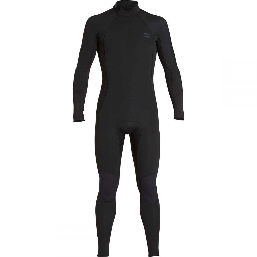 ビラボン Billabong メンズ 水着・ビーチウェア ウェットスーツ【5/4 Furnace Absolute Back Zip GBS Full Wetsuits】Black