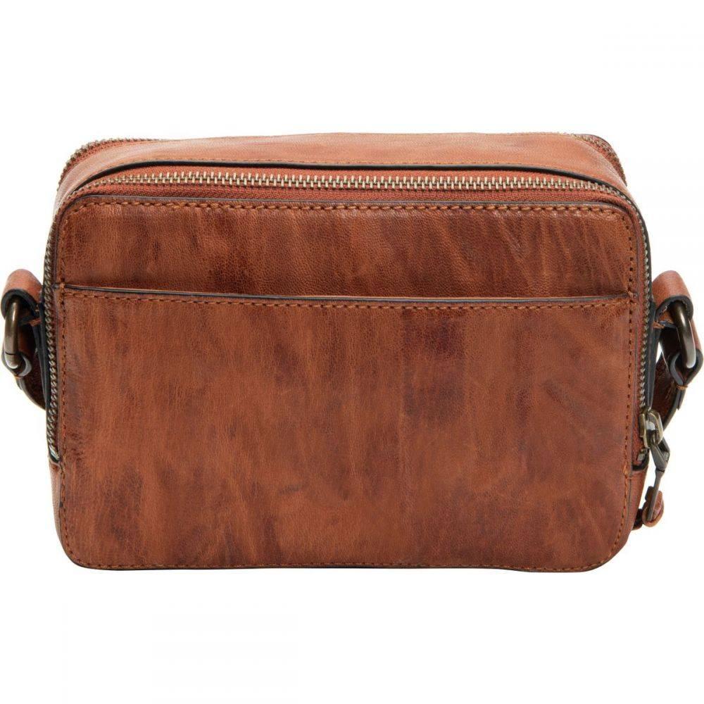フライ Frye レディース バッグ【Zip Camera Bag】Cognac