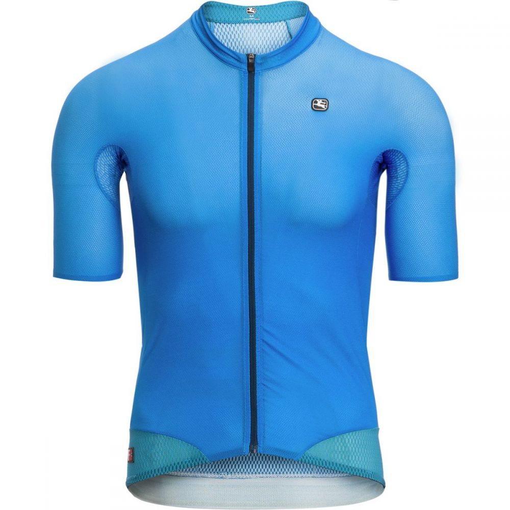 ジョルダーノ Giordana メンズ 自転車 トップス【FR - C Short - Sleeve Pro Lyte Jerseys】Blue