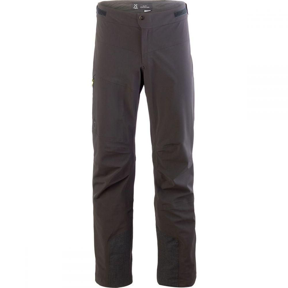 ホグロフス Haglofs メンズ スキー・スノーボード ボトムス・パンツ【L.I.M Touring Proof Pants】Slate