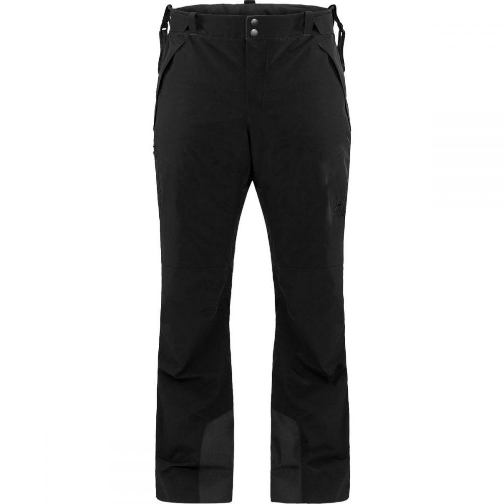 ホグロフス Haglofs メンズ スキー・スノーボード ボトムス・パンツ【Nengal Pants】True Black